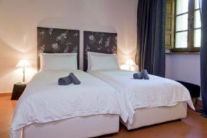 Sosta del Pellegrino -camera Francesca -matrimoniale o due letti  separati