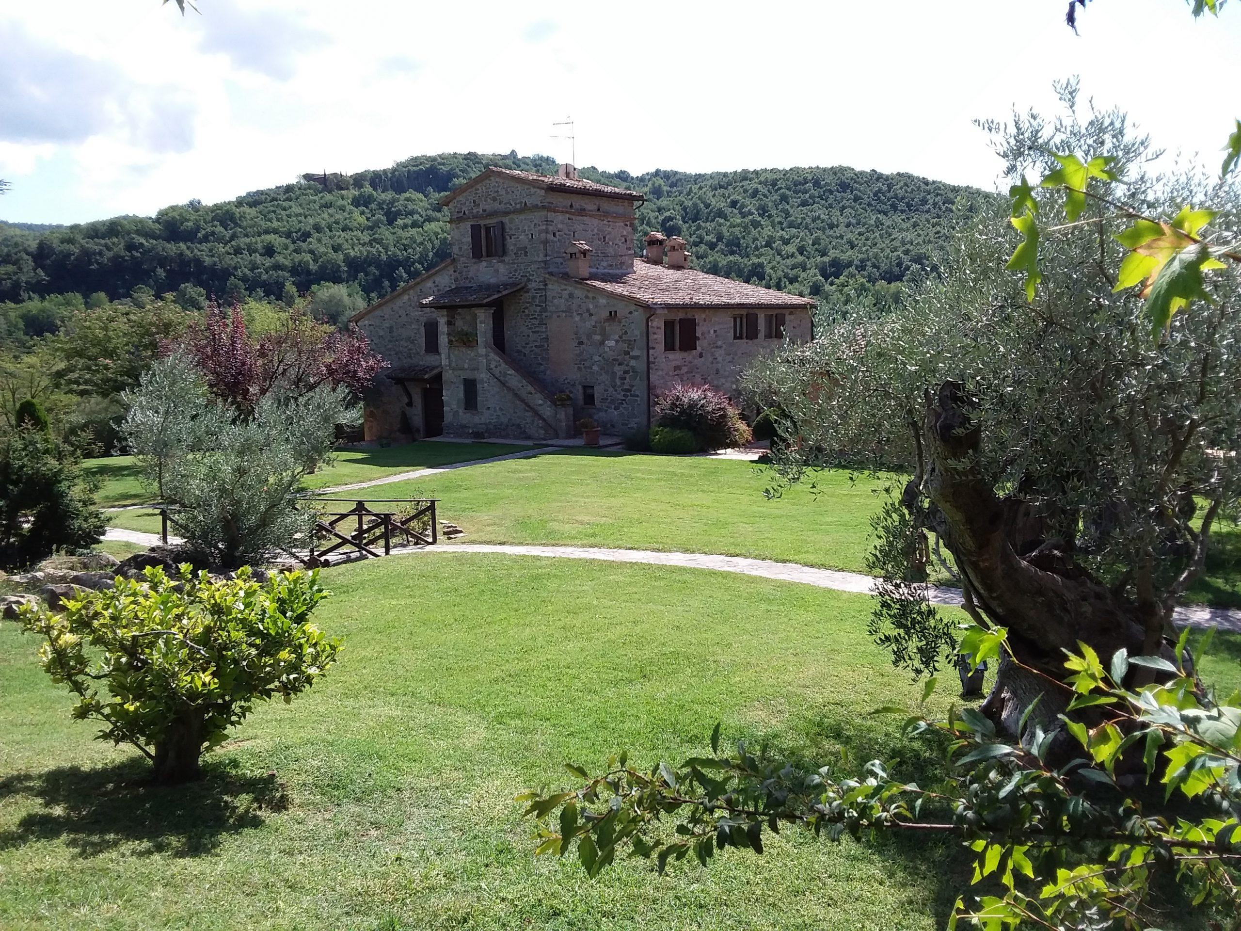 Travelling in Umbria - Il Torrone